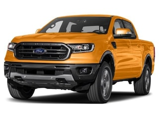 2019 Ford Ranger 2DR 4WD Sprcab 5BOX Crew Cab Pickup