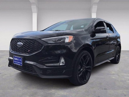 2019 Ford Edge ST AWD With Nav 2.7L Sport Utility
