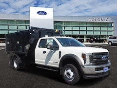 2019 Ford F-550 Chassis XL 4WD Supercab 192 WB 84 CA Extended Cab Chassis-Cab