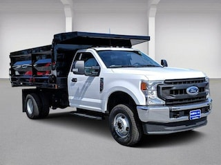 2020 Ford F-350 Chassis XL 4WD Reg Cab 169 WB 84 CA Regular Cab Chassis-Cab
