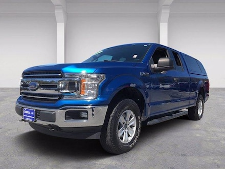 2018 Ford F-150 XLT Supercab 4WD Extended Cab Pickup