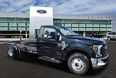 2019 Ford F-350 Chassis XL 2WD Reg Cab 169 WB 84 CA Regular Cab Chassis-Cab