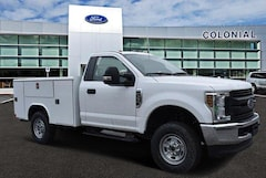 2019 Ford F-350 XL 4WD Reg Cab 8 Box Regular Cab Pickup
