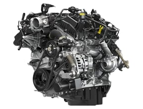 new 3 5l powerboostfull hybridv6 engine