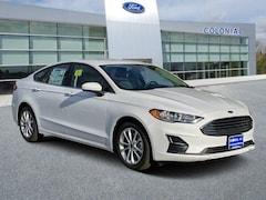 2020 Ford Fusion Hybrid SE FWD Car