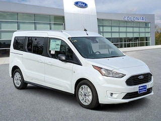 2020 Ford Transit Connect XLT LWB w/Rear Liftgate Full-size Passenger Van
