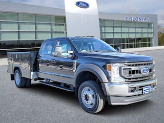 2020 Ford F-550 Chassis XL 4WD Crew Cab 179 WB 60 CA Crew Cab Chassis-Cab