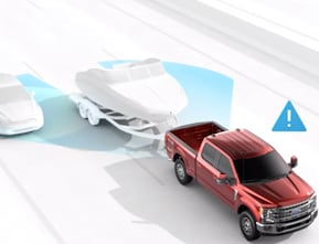 BLIS®(BLIND SPOT INFORMATION SYSTEM) WITH TRAILER COVERAGE)