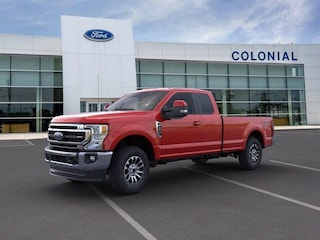 2020 Ford F-350 Lariat 4WD Supercab 8 Box Extended Cab Pickup
