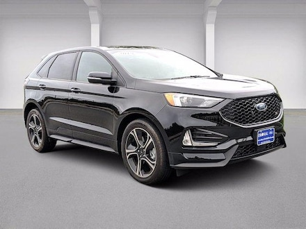 2019 Ford Edge ST AWD With Nav Twin Turbo Sport Utility