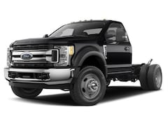 2019 Ford F-550 Chassis XL 4WD Reg Cab 145 WB 60 CA Regular Cab Chassis-Cab