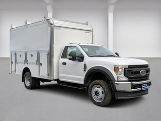 2020 Ford F-550 Chassis XL 4WD Reg Cab 169 WB 84 CA Regular Cab Chassis-Cab