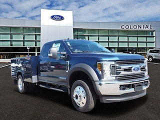 2019 Ford F-450 Chassis XLT 4WD Supercab 168 WB 60 CA XLT Extended Cab Chassis-Cab