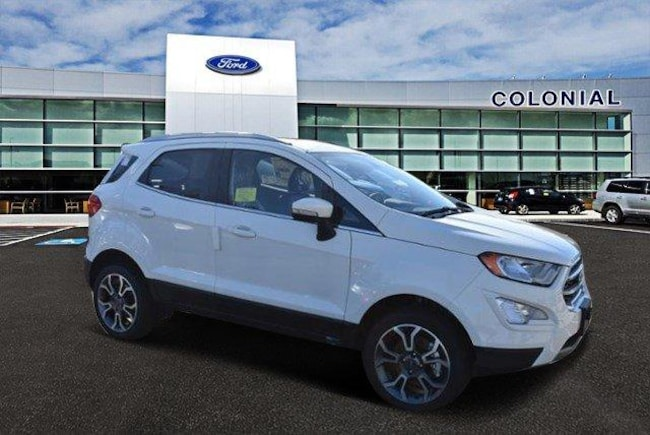 2018 Ford EcoSport Titanium 4WD Sport Utility