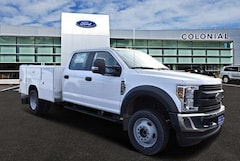 2019 Ford F-450 Chassis 4WD Crew CAB Crew Cab Chassis-Cab