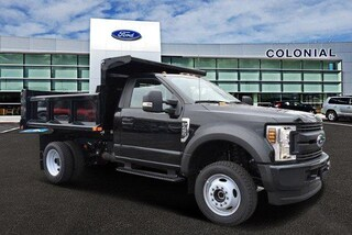 2019 Ford F-450 Chassis XL 4WD Reg Cab 145 WB 60 CA Regular Cab Chassis-Cab