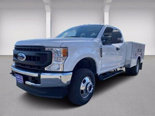 2020 Ford F-350 Chassis XL 4WD Supercab 168 WB 60 CA Extended Cab Chassis-Cab