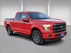 2017 Ford F-150 Lariat Supercab 4WD With Nav Extended Cab Pickup