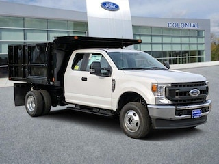 2020 Ford F-350 Chassis 4WD Super 168 X 60 Extended Cab Chassis-Cab
