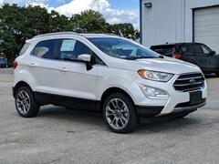 2019 Ford EcoSport Titanium 4WD With Nav Sport Utility