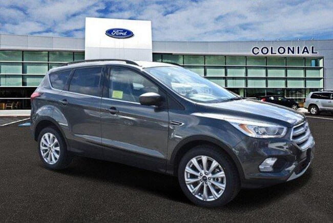 2019 Ford Escape SEL 4WD Sport Utility