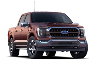 king ranch chrome appearance package