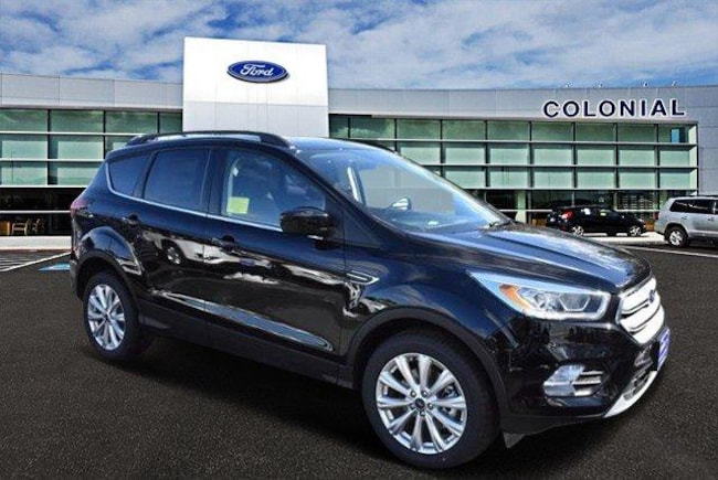 2019 Ford Escape SEL 4WD Sport Utility