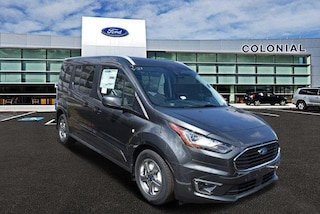 2019 Ford Transit Connect Titanium LWB w/Rear Liftgate Full-size Passenger Van
