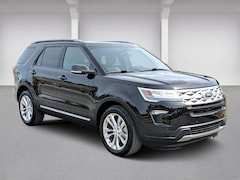 2019 Ford Explorer XLT 4WD With Nav Sport Utility