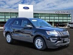 2017 Ford Explorer 4 Wheel Drive Sport Utility