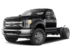 2019 Ford F-550 Chassis XL Chassis
