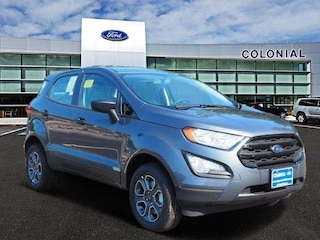 2019 Ford EcoSport S 4WD Sport Utility