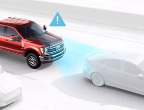 PRE-COLLISION ASSIST WITH AUTOMATIC EMERGENCY BRAKING (AEB)
