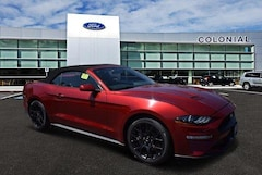 2019 Ford Mustang Ecoboost Convertible Convertible
