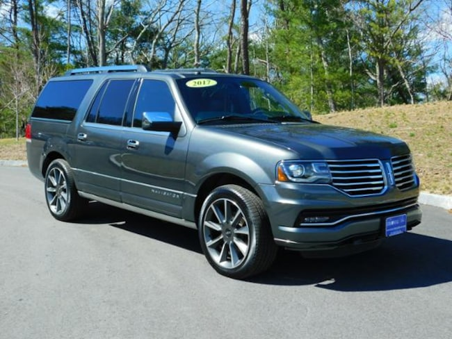 2017 Lincoln Navigator L Reserve 4 Wheel Drive With Navigati Sport Utility