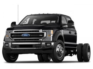 2021 Ford F-350 Chassis XL 4WD Crew Cab 179 WB 60 CA Crew Cab Chassis-Cab