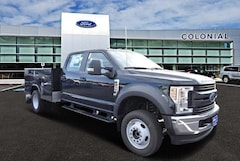 2019 Ford F-450 Chassis XL 4WD Crew Cab 179 WB 60 CA Crew Cab Chassis-Cab