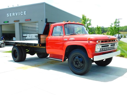 1966 Ford F-600 Chassis Regular Cab