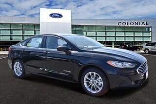 2019 Ford Fusion Hybrid SE FWD Car
