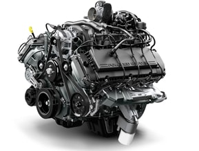 6.2L FLEX-FUEL GAS V8