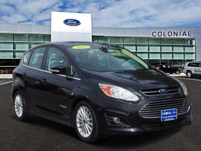 2015 Ford C-Max Hybrid SEL With Navigation Car