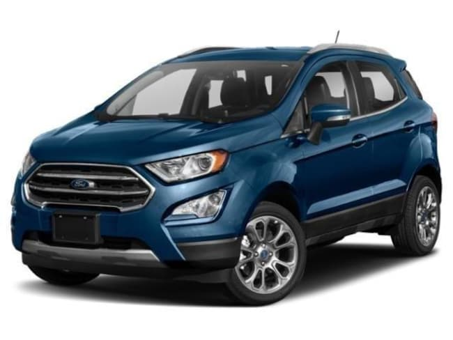 2019 Ford EcoSport SE 4WD Sport Utility