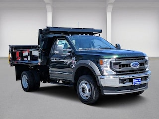 2020 Ford F-550 Chassis XL 4WD Reg Cab 145 WB 60 CA Regular Cab Chassis-Cab