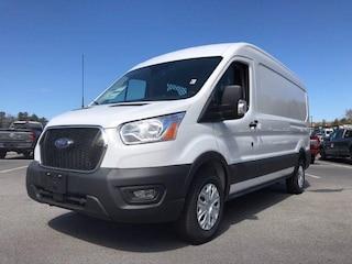 2021 Ford Transit-250 Cargo T-250 148 Med Rf 9070 Gvwr RWD