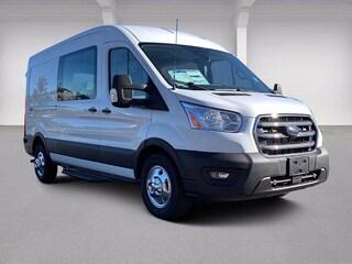 2020 Ford Transit-350 Crew T-350 148 Med Rf 9250 Gvwr AWD