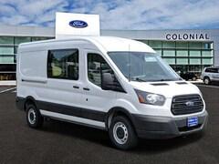 2019 Ford Transit-250 T-250 148 Med Rf 9000 Gvwr Sliding Full-size Cargo Van