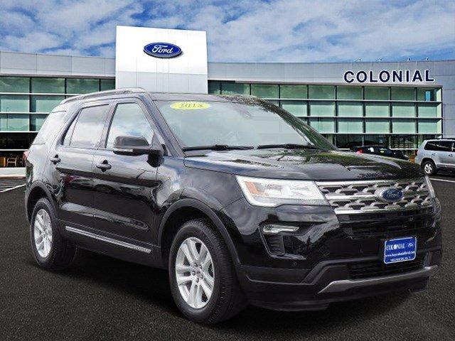 2018 Ford Explorer XLT 4 Wheel Drive Sport Utility
