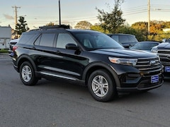 2020 Ford Explorer XLT 4WD Sport Utility