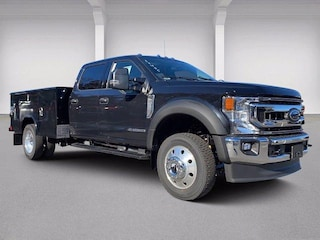 2020 Ford F-450 Chassis Crew Cab Chassis-Cab