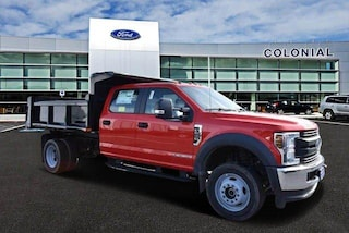 2019 Ford F-550 Chassis XL 4WD Crew Cab 179 WB 60 CA Crew Cab Chassis-Cab